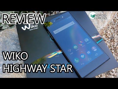 WIKO HIGHWAY STAR - Unboxing/Review en Español