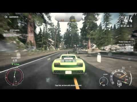 Need For Speed Rivals - RACER SLIPSTREAMS TO THE FINISH!