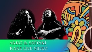 Arko & Satyaki RARE Live VIDEO | Live In Lakes