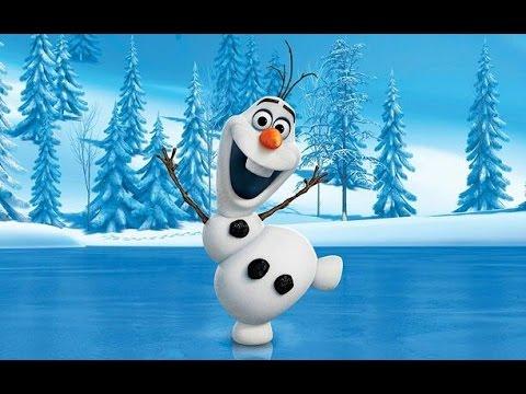 Disney Frozen Varios Desenhos Olaf Kids Brasil 2016 Completo