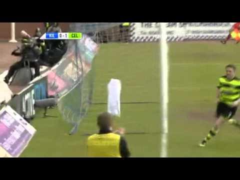 Celtic Robbie Keane   All his goals for Celtic