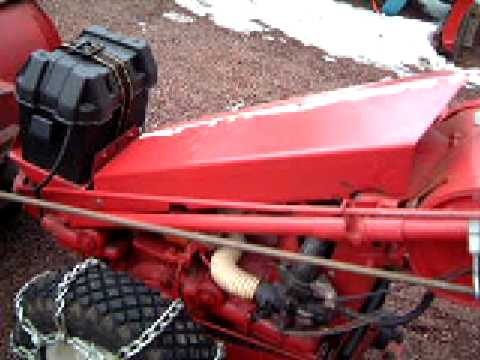 Yazoo Big Wheel Mower Doovi