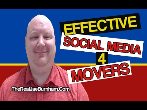 [Insider Secrets] Effective Social Media Marketing For Movers