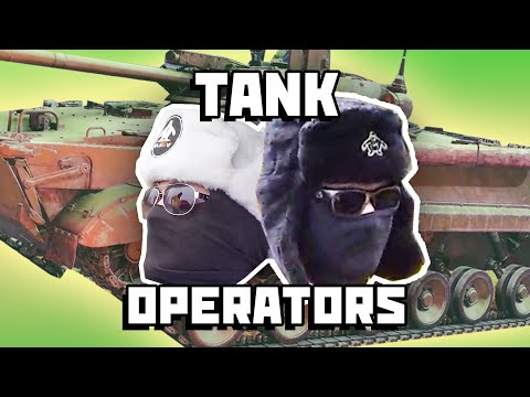Boris And Anatoli, Tank Operators - War Thunder