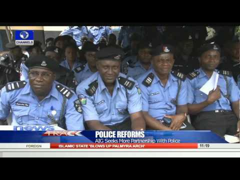 AIG Warns Officers Against Bribery And Extortion 06/10/15