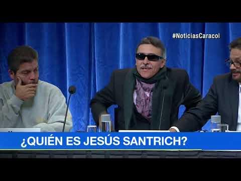 """""""Quizás, quizás, quizás"""": víctimas aún recuerdan el canto de Jesús Santrich"""