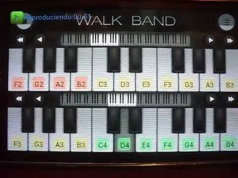 Game of Thrones - Walk Band (Perfect Piano Android)