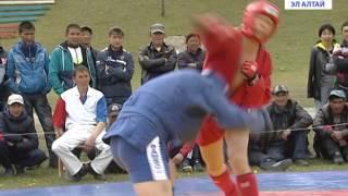 Республиканский чемпионат по боевому самбо прошел в Улагане