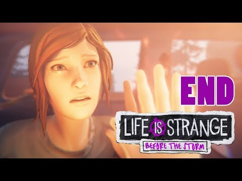 I'M CRYING AGAIN - Let's Play: Life Is Strange: Before The Storm Episode 1 Awake Part 3 (END)
