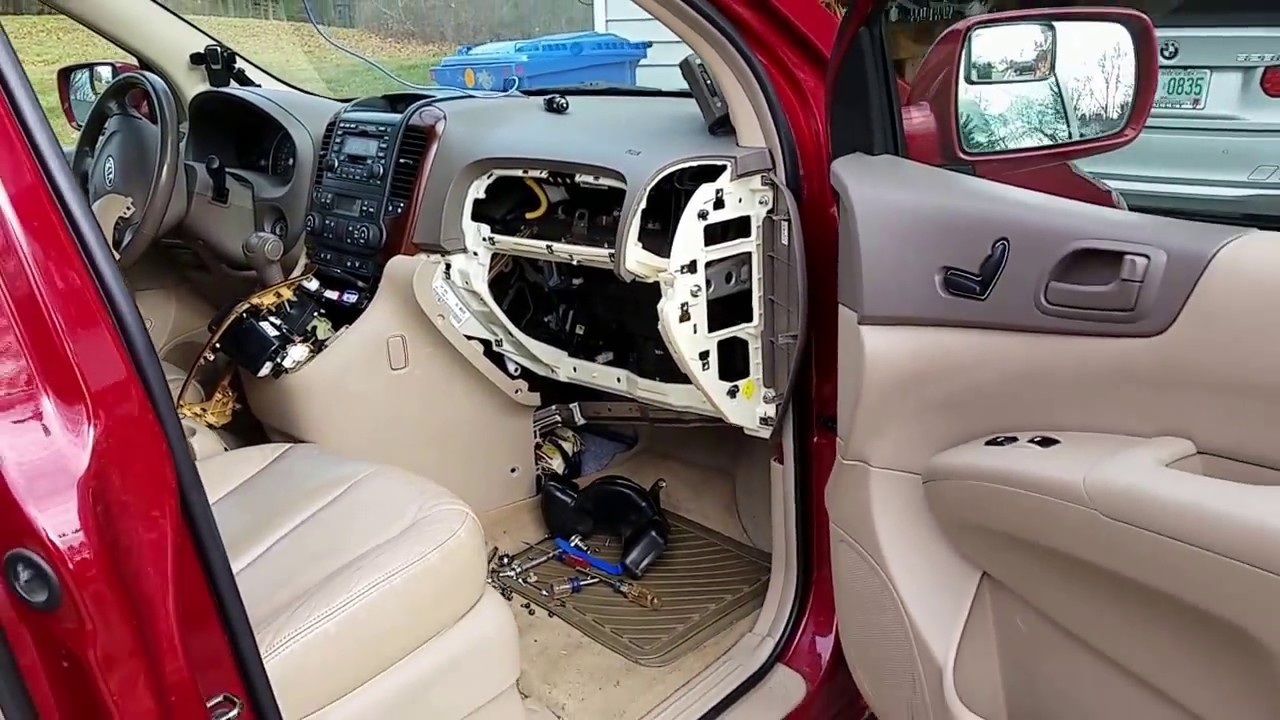 2009 Kia Spectra Lx Sedan