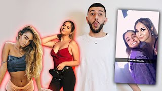 MY EX-GIRLFRIEND MET SOMMER RAY! *THEY TALKED ABOUT ME*
