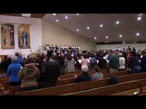 A Concert of Music for the Advent and Christmas Seasons 2017