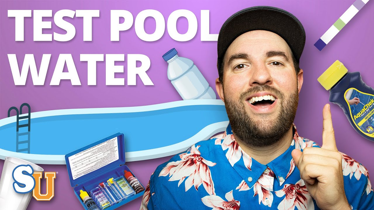 How to test your swimming pool water youtube for How to test swimming pool water