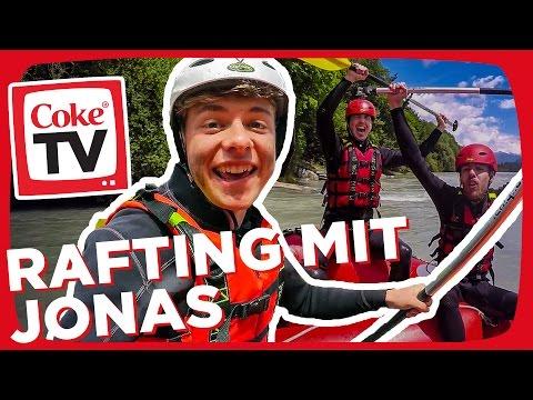 Rafting-Abenteuer mit Jonas | #CokeTVMoment