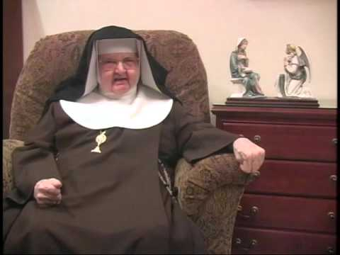 A Special Message from Mother Angelica to Jody Copeland