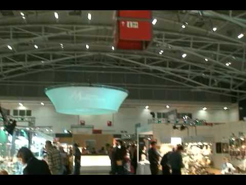 2008 Munich Mineral Show, A Chat With Jolyon From MinDat.org