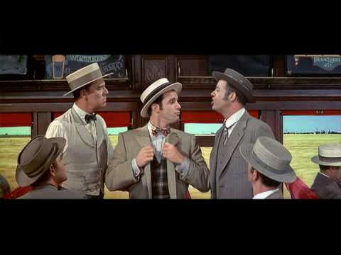 """Rock Island""  The Music Man (opening scene)"