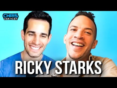 Ricky Starks on being compared to The Rock, his AEW debut, being WWE enhancement talent