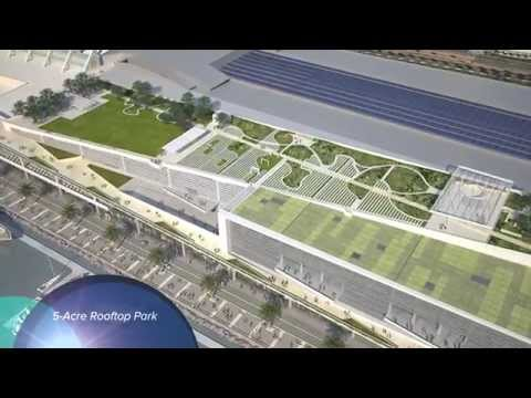 Convention Center Rooftop Park Will Energize San Diego's Waterfront
