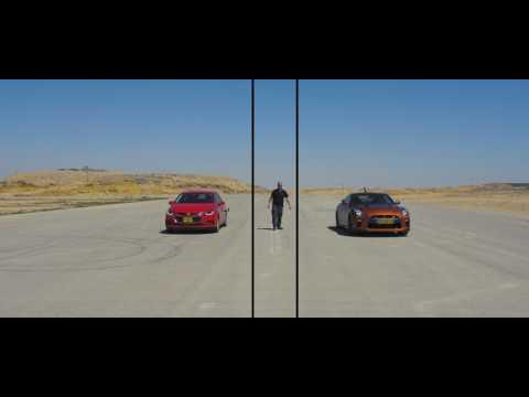 ניסאן GT-R מאיצה מ-0 ל-100 ב-2.7 שניות. איך זה נראה במציאות? בדקנו עבורכם