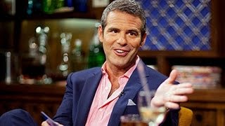 Andy Cohen Reveals He Slept with Lance Bass, Gets Candid in New Interview