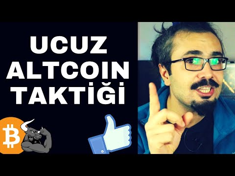 ALTCOIN ALIP SATARKEN BU TAKTİKLE KRİPTO PARA KAZAN! (Bitcoin, X10 Token)