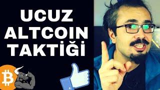 ALTCOIN ALIP SATARKEN BU TAKTÄ°KLE KRÄ°PTO PARA KAZAN! (Bitcoin, X10 Token)