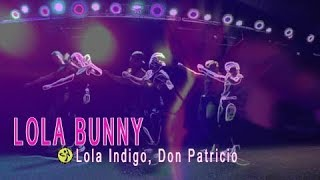 Lola Indigo, Don Patricio - Lola Bunny // Zumba Choreo by Jose Sanchez from Berlin