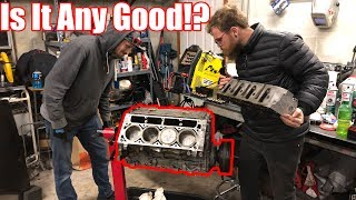 JUNKYARD LS Damage Inspection!