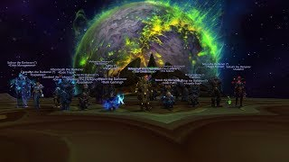 Mythic Tomb of Sargeras: Kil'jaeden