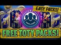 Gambar cover HOW TO GET TOTY PACKS FOR FREE! FREE TOTY UPGRADE PACKS! HOW TO PREPARE FOR TOTY ON FIFA 21!