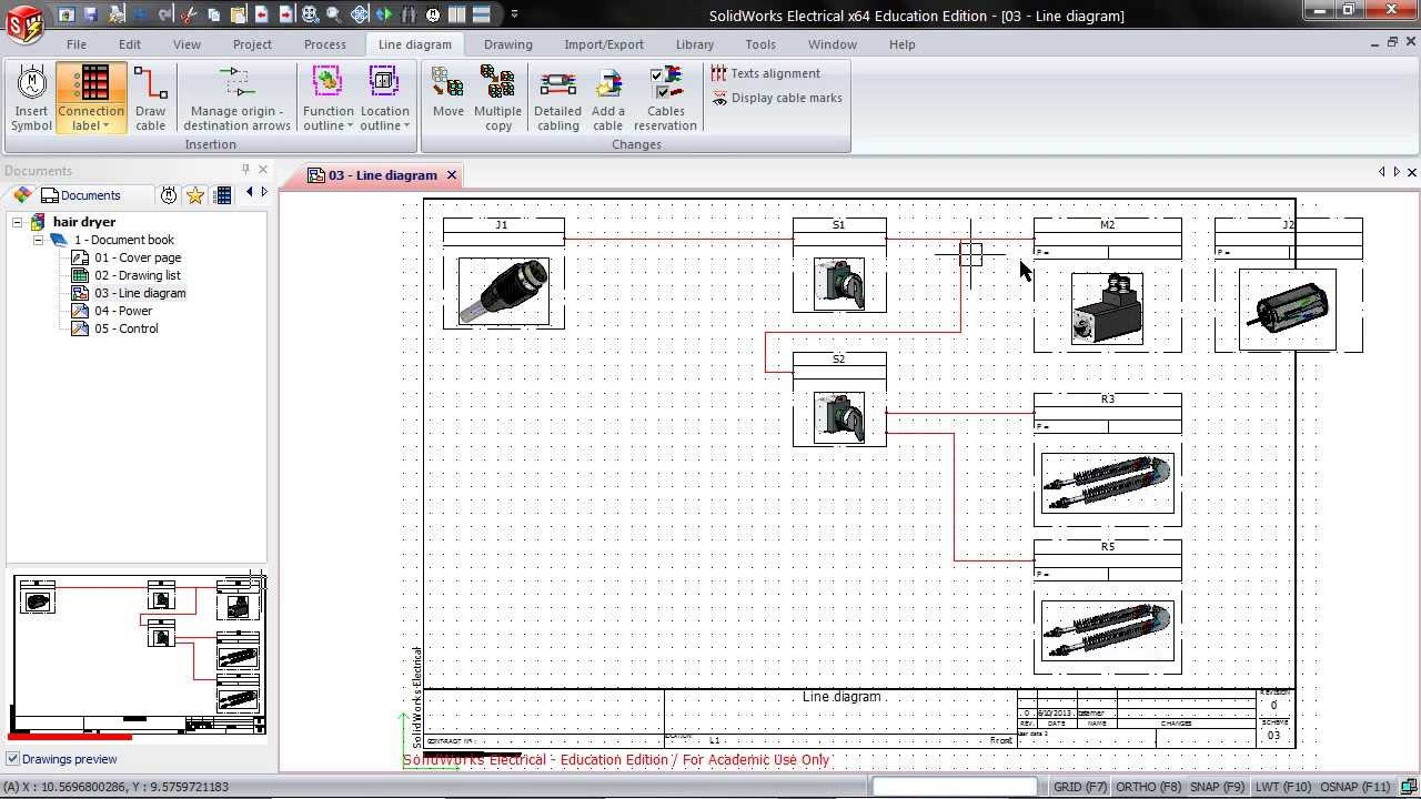maxresdefault creating symbols in solidworks electrical 2d youtube wiring diagram in solidworks at reclaimingppi.co