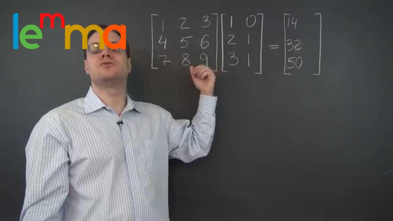 Linear Algebra 11g: Complete Definition of Matrix