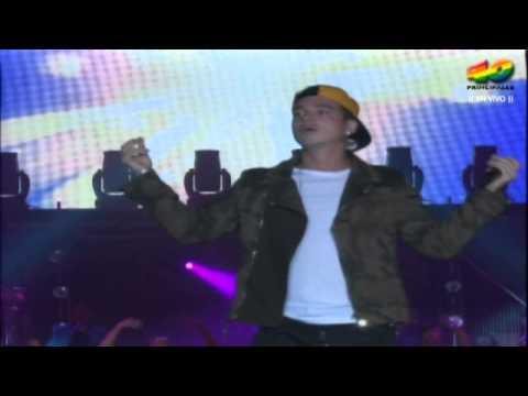 J Balvin - Yo te lo dije (Evento 40 17 de noviembre 2012)