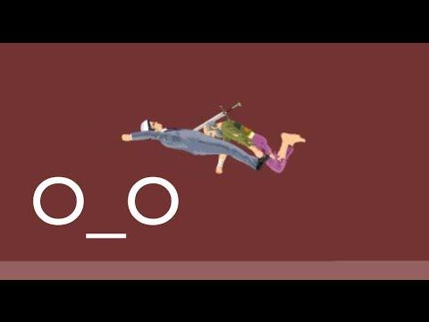 HOLD UP! O_O [HAPPY WHEELS MADNESS]