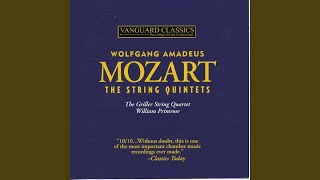 String Quintet No 2 in C Minor, K. 406: III. Menuetto In Canone