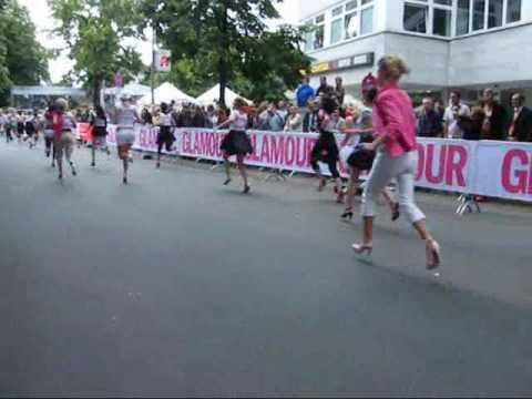Stiletto Run 2009 in Berlin