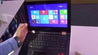 Lenovo Yoga 300 Hands On Review
