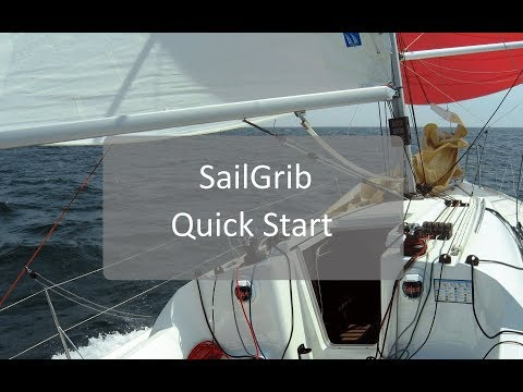 sailgrib apps support - SailGrib