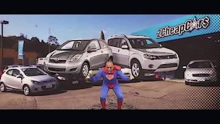 Whack! Bang! Kapow Sale On at 2 Cheap Cars This Weekend!