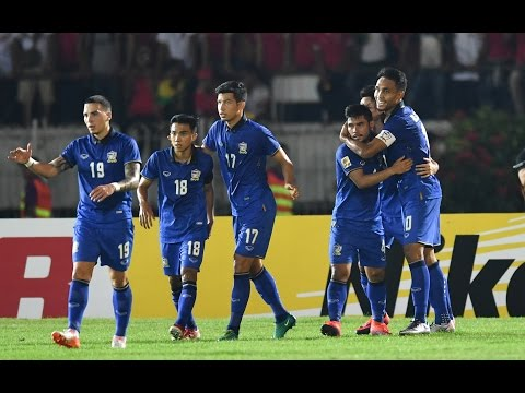 Myanmar vs Thailand (AFF Suzuki Cup Semi-final: First-leg)
