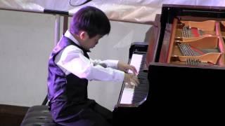Yamaha Piano Prize 2013 (Junior)