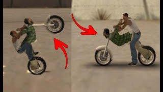 Secret Dead Man bike Location in GTA San Andreas! (Hidden Place) #RAJPOOTGAMER