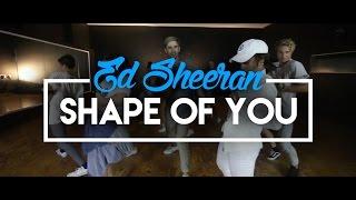 Ed Sheeran - Shape of You || Rhys Hume Choreography || Lucid Moves