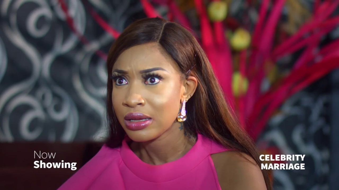 Download Jackie Appiah vs Tontoh Dikeh Vs Toyin Abraham In CELEBRITY MARRIAGE Latest Nigerian Movies 2018