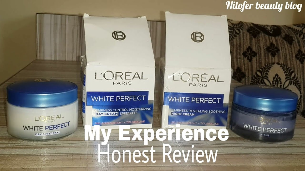 Loreal facial products