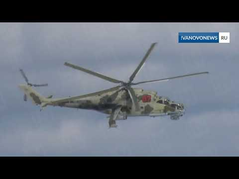 Масштабные учения военных под Костромой