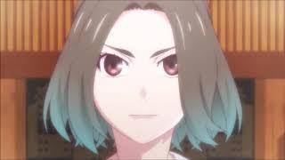 Araragi Koyomi meets Gaen Tooe, Kanbaru's mom, in the bathtub | Zoku Owarimonogatari