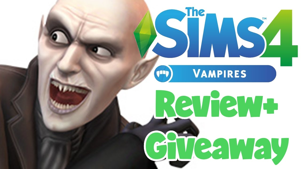 sims 4 giveaway the sims 4 vires game pack review closed giveaway 1796