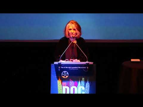 Visionaries Tribute awards Sheila Nevins for Lifetime Achievement in Documentary